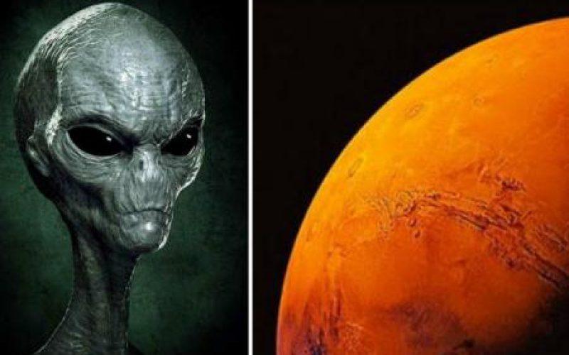 De la vie extraterrestre sur Mars? La nouvelle théorie d'un expert bouleverse la communauté scientifique!