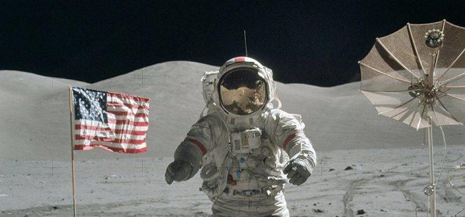 L'histoire opaque des missions lunaires américaines