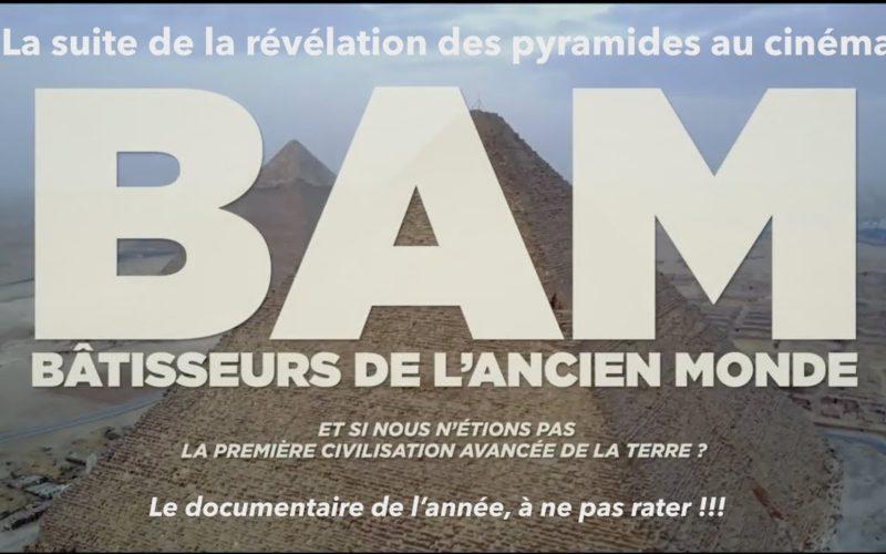 """Teaser BAM """"Bâtisseurs de l'Ancien Monde"""" Patrice Pouillard"""