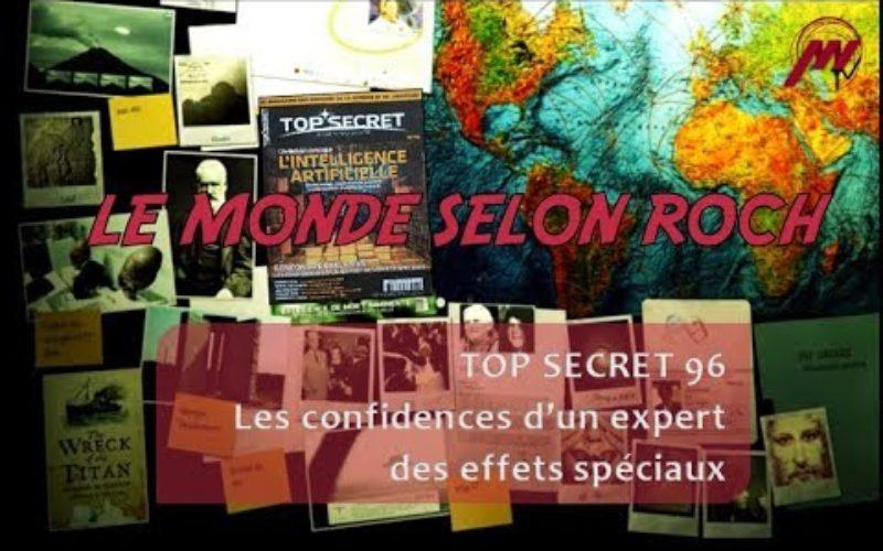 Le monde selon Roch 05 – Présentation du Top secret n°96 – Miasme TV