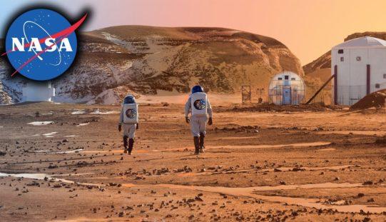 LA NASA ANNONCE SA MYSTÉRIEUSE CONQUÊTE DE MARS !