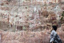En Colombie, des merveilles de l'art rupestre cachées dans la jungle