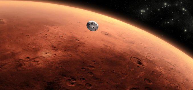"""Francis Rocard, astrophysicien : """"Mars est la 'nouvelle frontière'"""""""