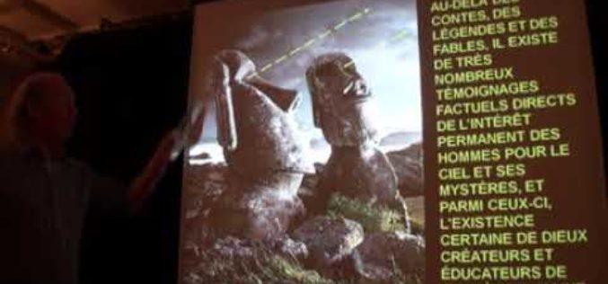 Conférence Jacques Grimault: Quand les Géants étaient sur la Terre