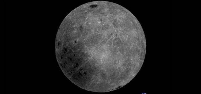 Une photo à couper le souffle : la « face cachée » de la Lune et la Terre en une seule prise