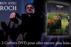 L'intégralité des RDV avec Roch en 3 Coffrets DVD.