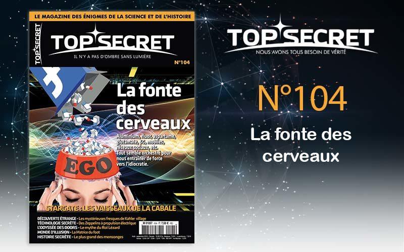 TOP SECRET 104