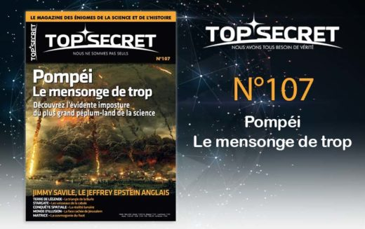 Top secret 107 Pompéi le mensonge de trop