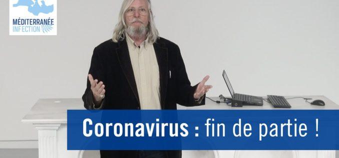 Coronavirus : fin de partie !