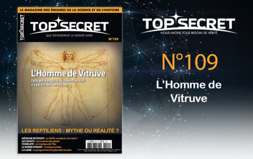 TS 109 L'Homme de Vitruve