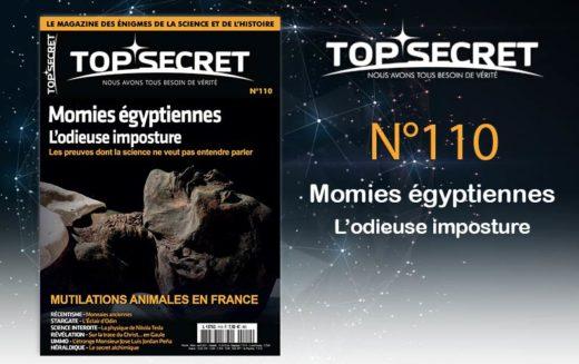 TS 110 Momies égyptiennes, l'odieuse imposture