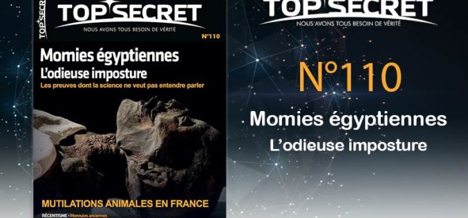 TS 110 Momies égyptiennes, l'odieuse imposture