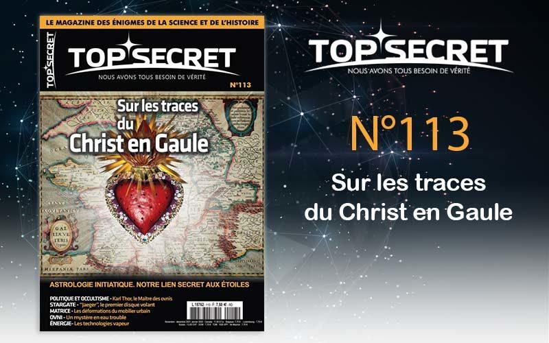 TS 113 Sur les traces du Christ en Gaule